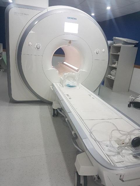 mpMRI Scan